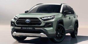 Toyota RAV4: News, Gerüchte, Tests