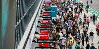 ADAC GT Masters Lausitzring 2020, Zuschauer, Fans