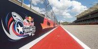 Logo: GP Amerika am Circuit of The Americas in Austin
