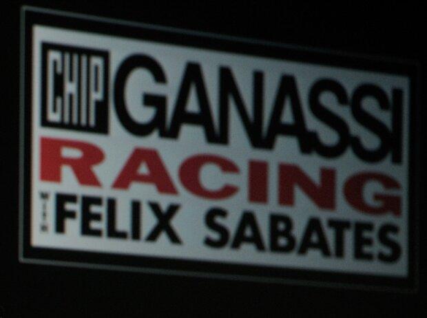 Logo: Chip Ganassi Racing with Felix Sabates