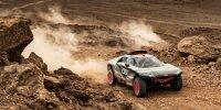 Audi, Dakar, Test