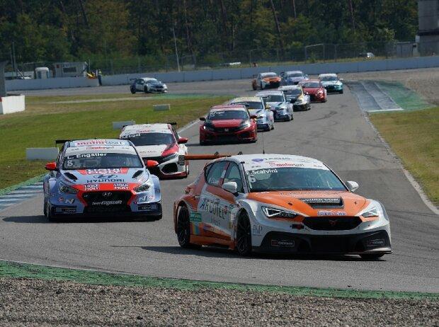 TCR Germany, Hockenheim, 2021, Eric Scalvini