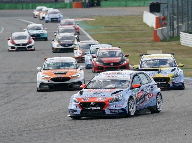 TCR Germany, 2021, Hockenheim, Luca Engstler