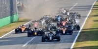 Valtteri Bottas, Max Verstappen, Daniel Ricciardo