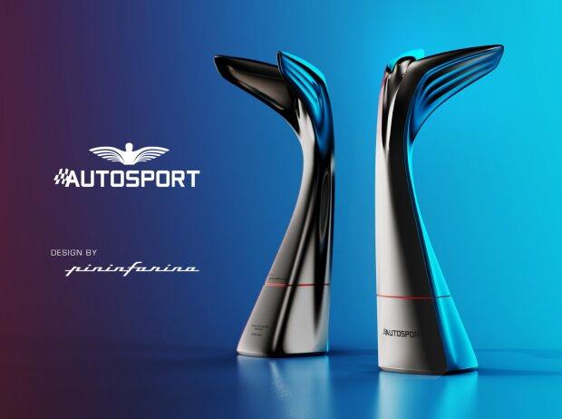 Autosport-Awards-Trophäe von Pininfarina