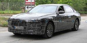 BMW 7er: News, Gerüchte, Tests