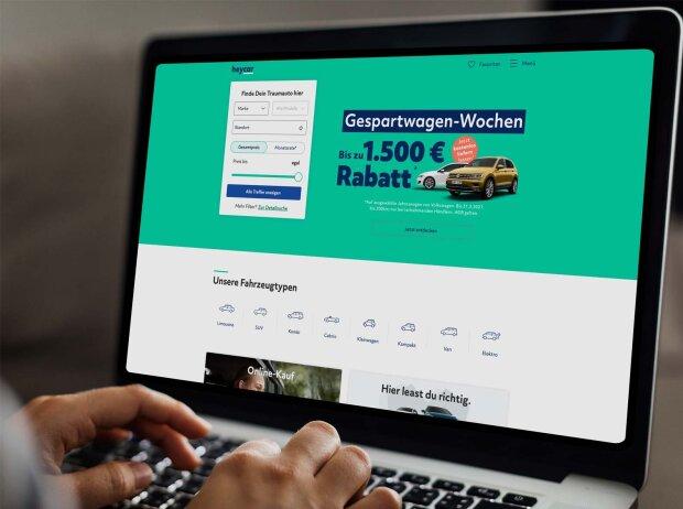 Online-Autokauf mit heycar: Die neue Art, Autos zu kaufen