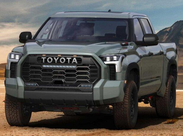 Toyota Tundra (2022)