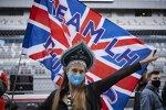 Fan von Lewis Hamilton (Mercedes)
