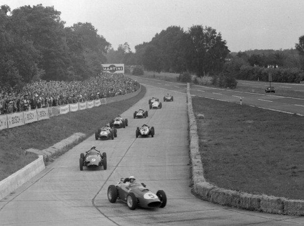 AVUS, Formel 1, Deutschland-Grand-Prix, 1959