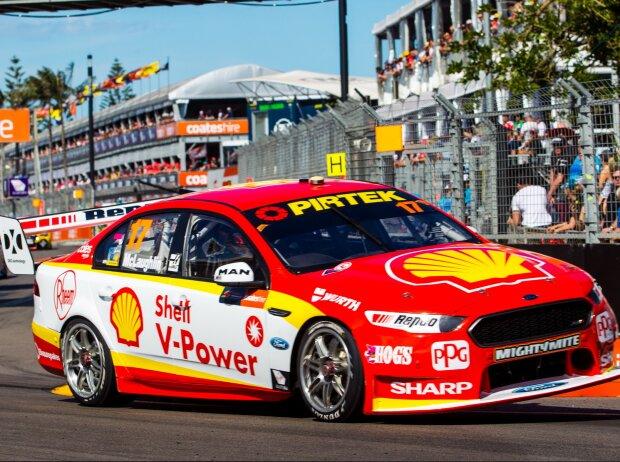 Scott McLaughlin beim Supercars-Finale 2018 in Newcastle