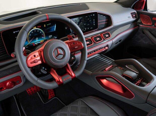 Brabus 900 Rocket Edition auf Basis Mercedes-AMG GLE 63
