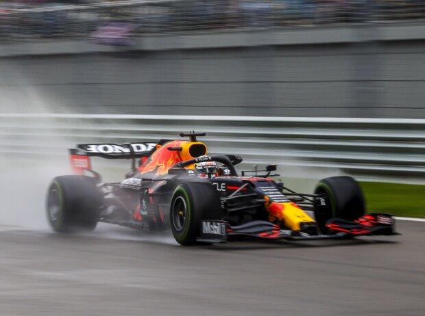 Max Verstappen (Red Bull) beim Russland-Grand-Prix 2021 in Sotschi