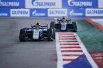Lirim Zendeli (MP Motorsport) und Marcus Armstrong (DAMS)
