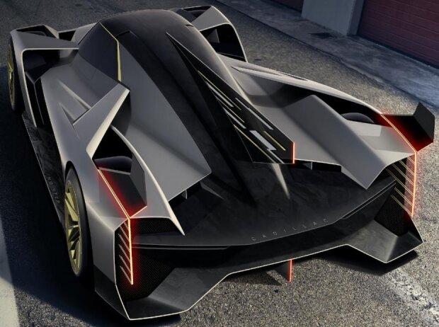 Designstudie: LMDh-Auto von Cadillac