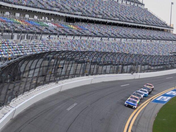 Next-Gen-Test in Daytona