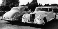 Vor 70 Jahren: Mercedes-Benz 300 S