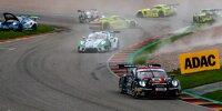 ADAC GT Masters, Sachsenring, Start, Crash