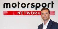 Oliver Ciesla ist neuer CEO von Motorsport Network