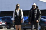Valtteri Bottas (Mercedes) mit Lebensgefährtin Tiffany Cromwell