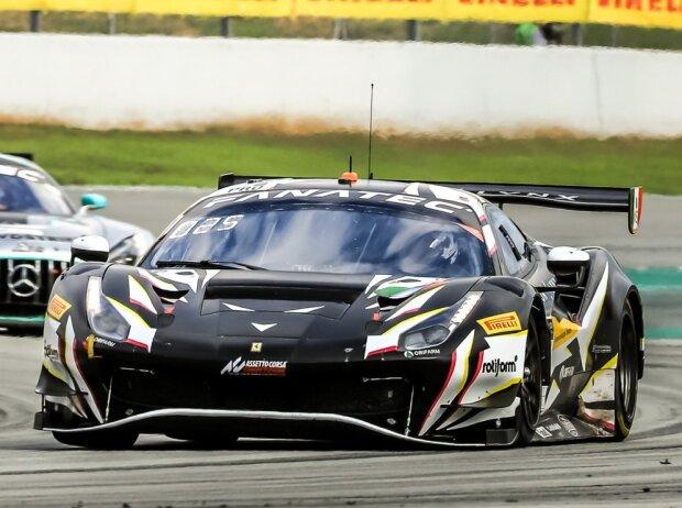 Alessandro Pier Guidi, Come Ledogar und Nicklas Nielsen holten den GTWC-Endurance-Titel im Iron-Lynx-Ferrari #51