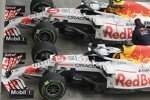 Max Verstappen (Red Bull) und Sergio Perez (Red Bull)
