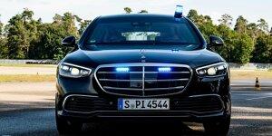 Mercedes-Benz S-Klasse: News, Gerüchte, Tests