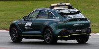 Formel 1 Medical-Car