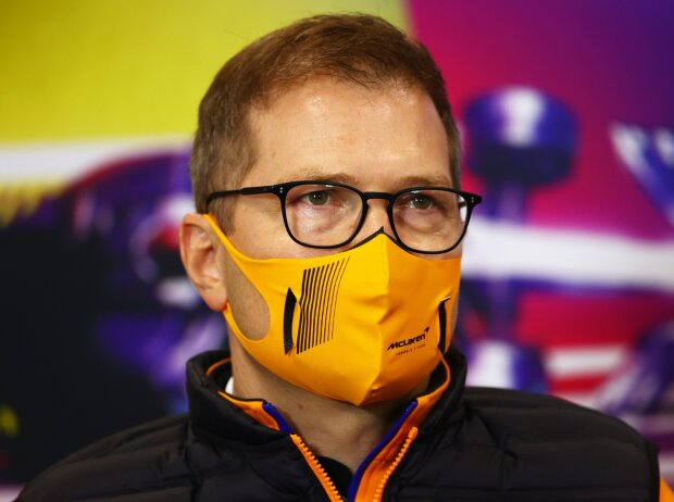 Andreas Seidl, Teamchef von McLaren in der Formel 1