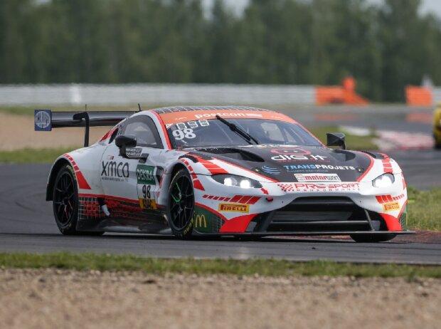 Aston Martin gibt nach zwei Jahren sein Comeback im ADAC GT Masters