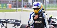 Fernando Alonso (Alpine) nach dem Formel-1-Rennen in Istanbul 2021
