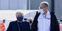 FIA-Präsident Jean Todt und Formel-1-Boss Stefano Domenicali