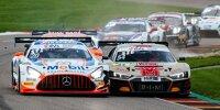 Rennszene des ADAC GT Masters auf dem Sachsenring 2021