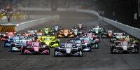 Start zum Indianapolis-Grand-Prix 1 der IndyCar-Saison 2021