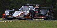 Helio Castroneves, Juan Pablo Montoya und Simon Pagenaud im Penske-Oreca 07 beim Petit Le Mans 2017 LMP2 in der IMSA SportsCar Championship