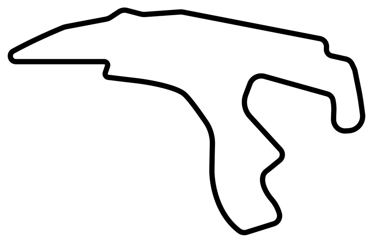 Streckenskizze