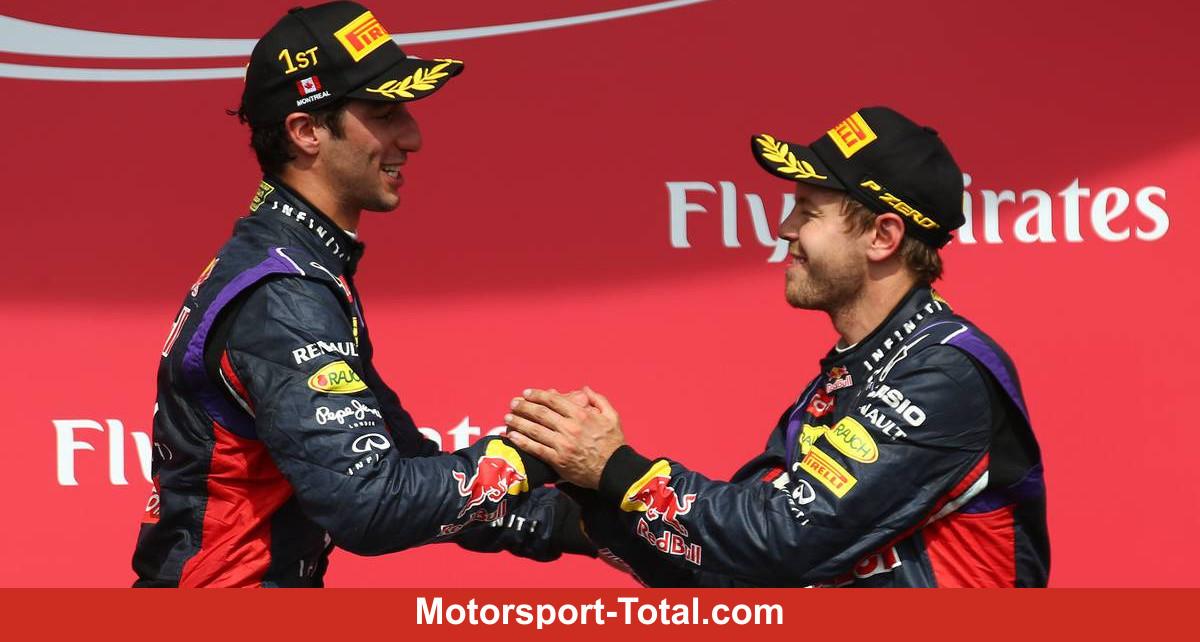 Vettel: Es gab keinen Grund, Ricciardo zu hassen