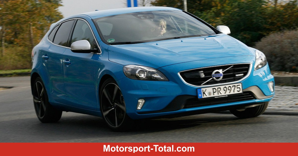 volvo v40 drive e d4 mit vier zylindern in die zukunft. Black Bedroom Furniture Sets. Home Design Ideas