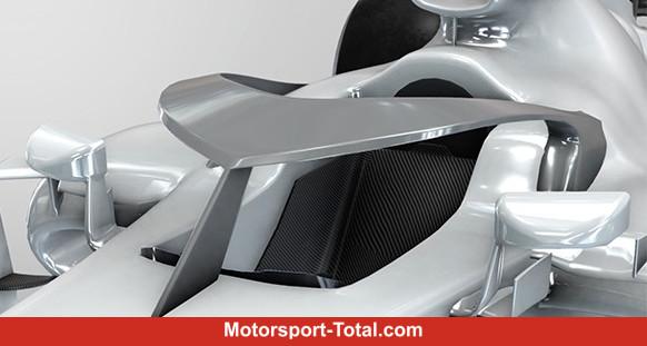 Cockpitschutz vor Einführung: Halo-System ab 2017 geplant