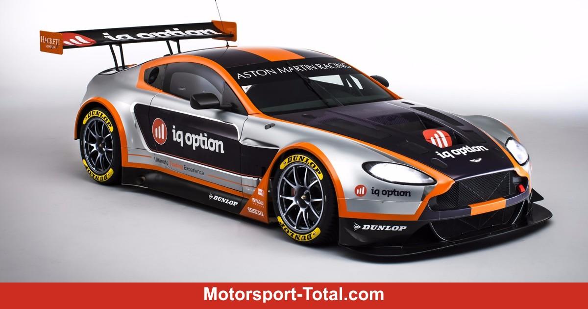 24h Nürburgring Aston Martin In Völlig Neuem Design