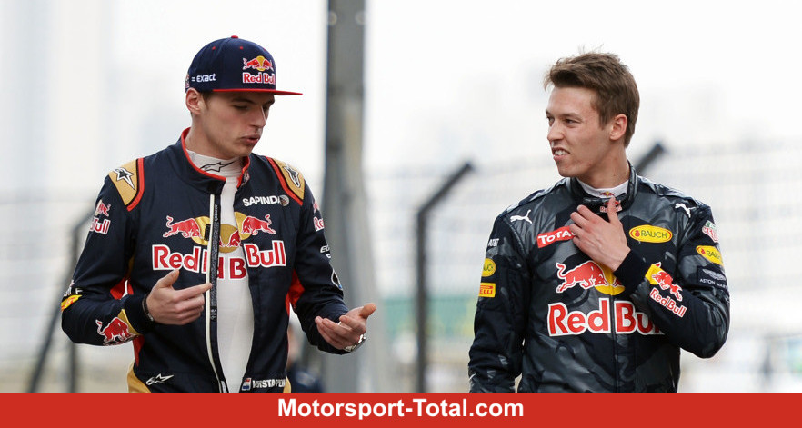 medienberichte red bull will kwjat durch verstappen ersetzen. Black Bedroom Furniture Sets. Home Design Ideas