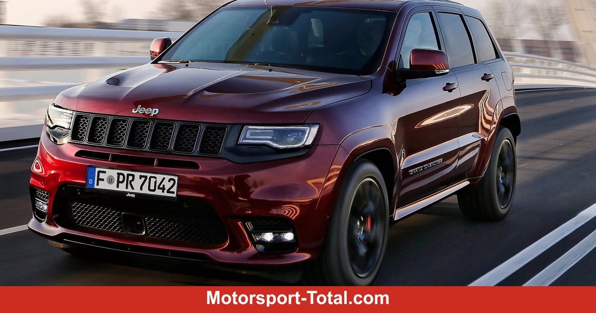 jeep grand cherokee srt 2017 vorstellung preis. Black Bedroom Furniture Sets. Home Design Ideas