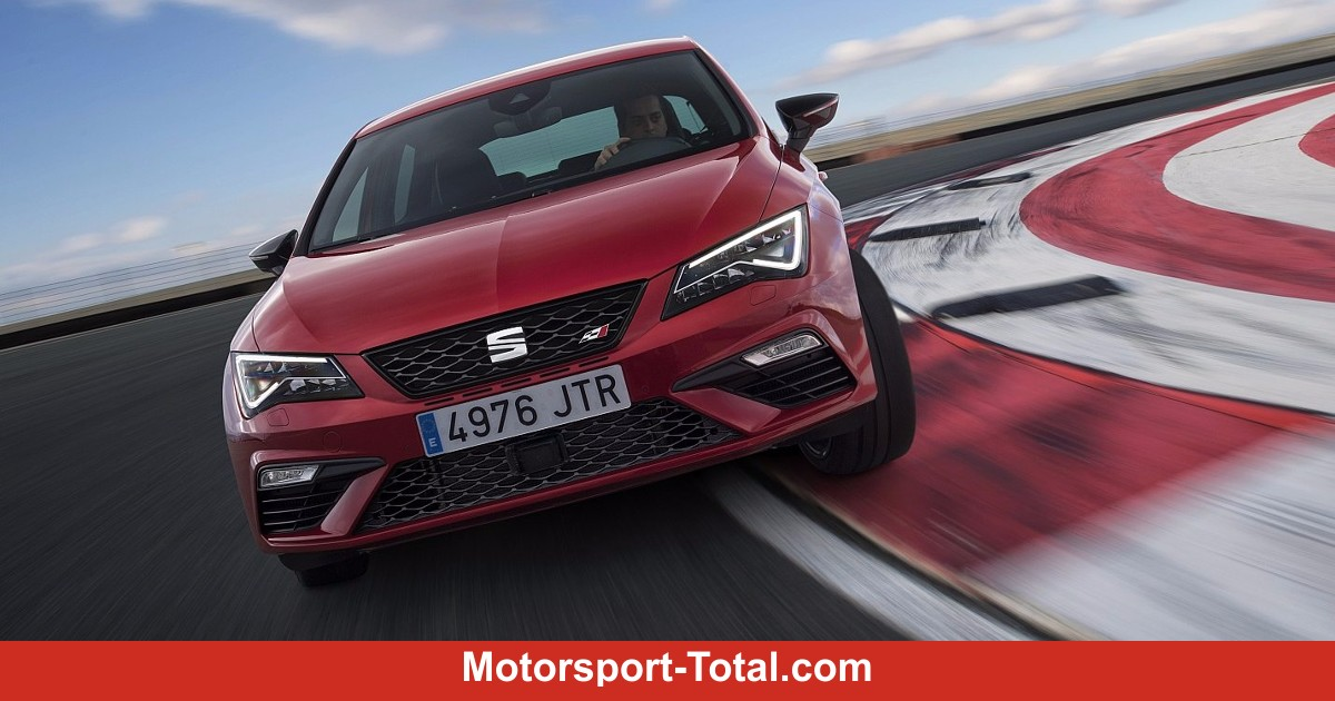 seat leon cupra 300 facelift 2017 test und infos zu preis. Black Bedroom Furniture Sets. Home Design Ideas