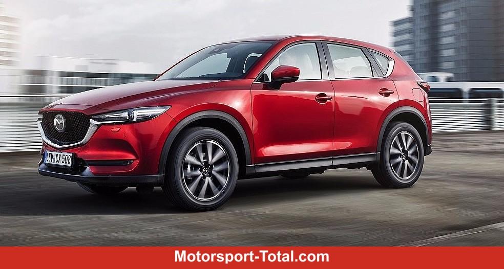 Mazda Cx 5 2017 Bilder Und Infos Zu Preis Maße Anhängelast