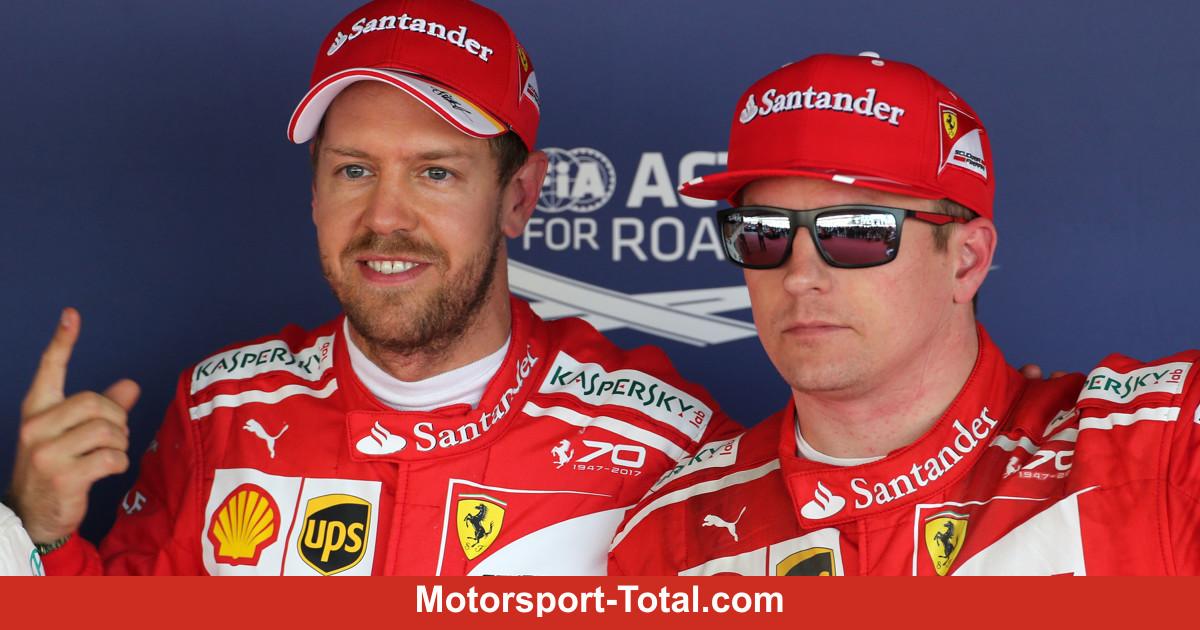 Neun Jahre Warten: Ferrari endlich wieder doppelt vorn