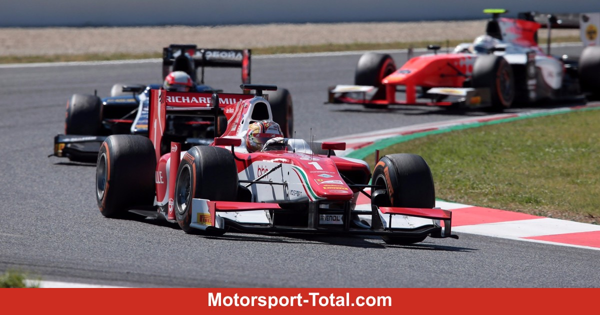 Formel 2 Auto