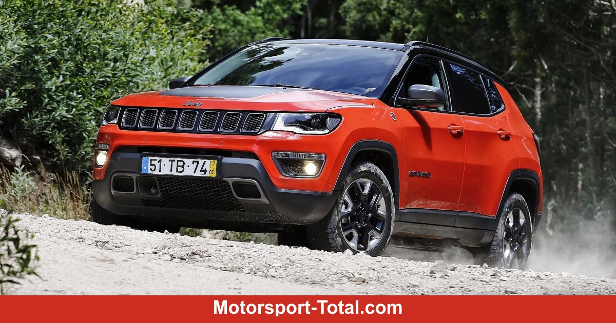 jeep compass 2017 suv test preis motoren kofferraum daten. Black Bedroom Furniture Sets. Home Design Ideas