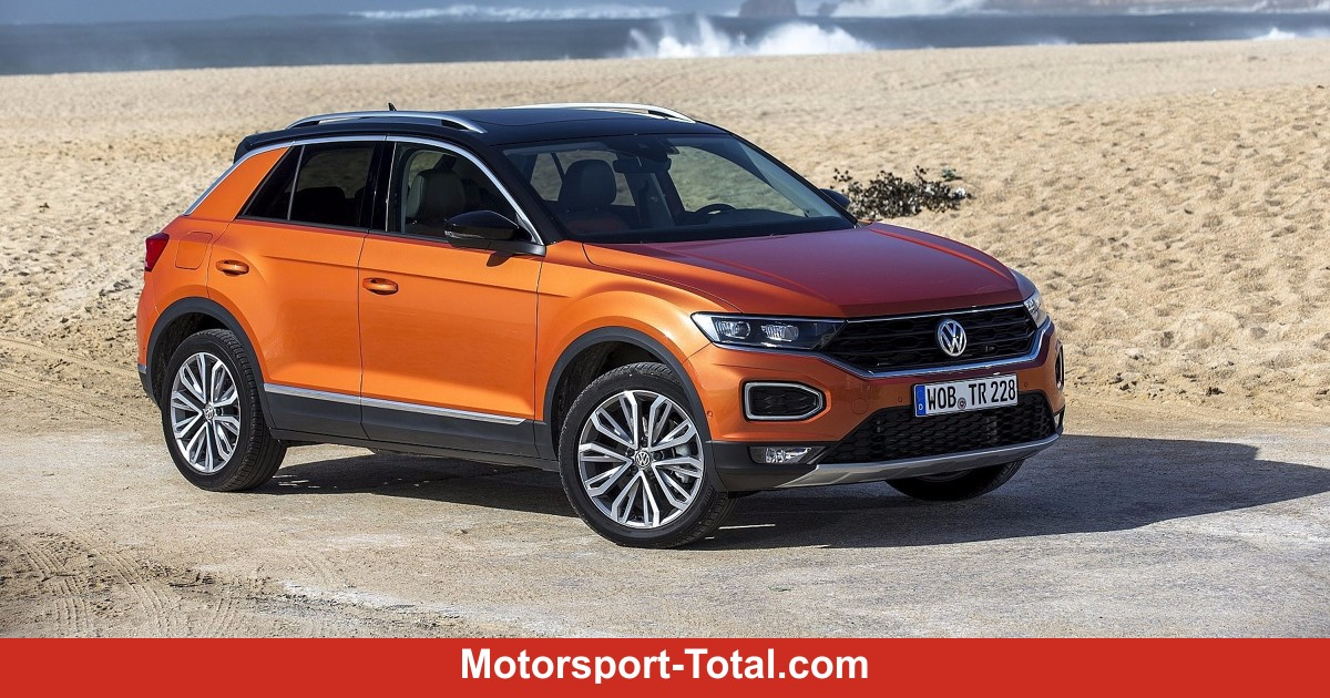 volkswagen t roc 2017 bilder preis technische daten. Black Bedroom Furniture Sets. Home Design Ideas