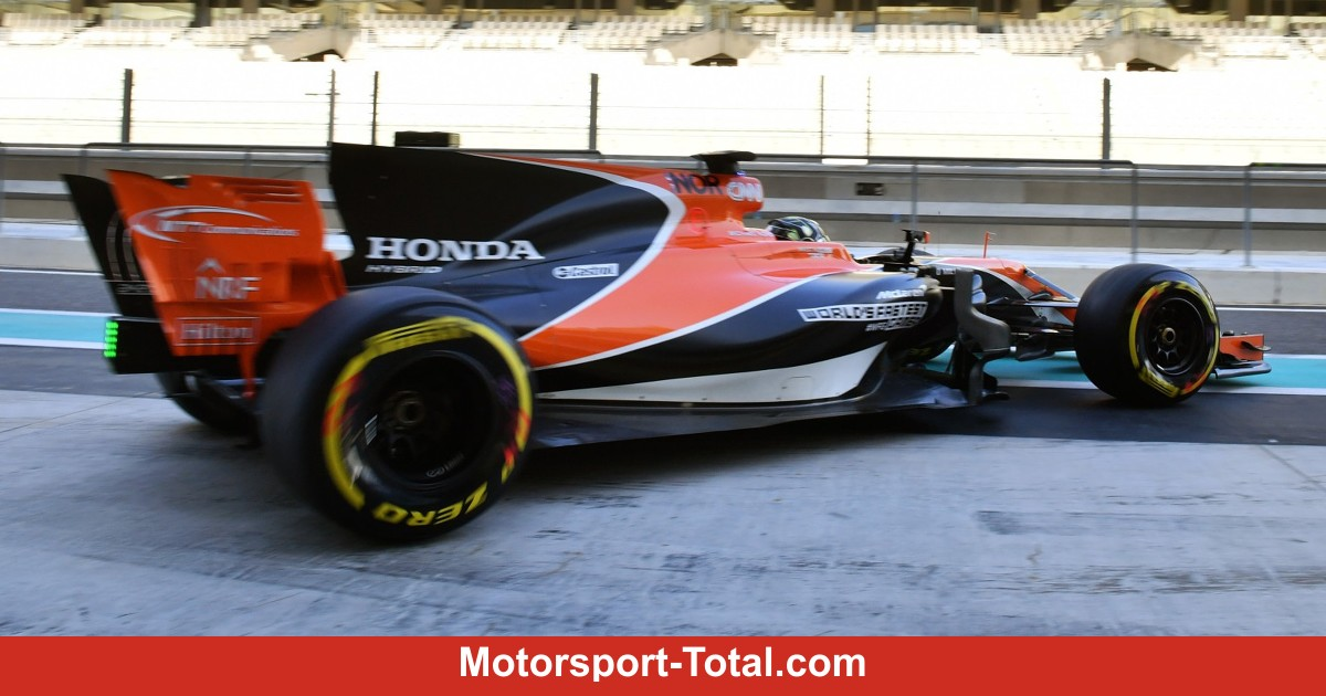 mclaren formel 1 team will keinen titelsponsor. Black Bedroom Furniture Sets. Home Design Ideas