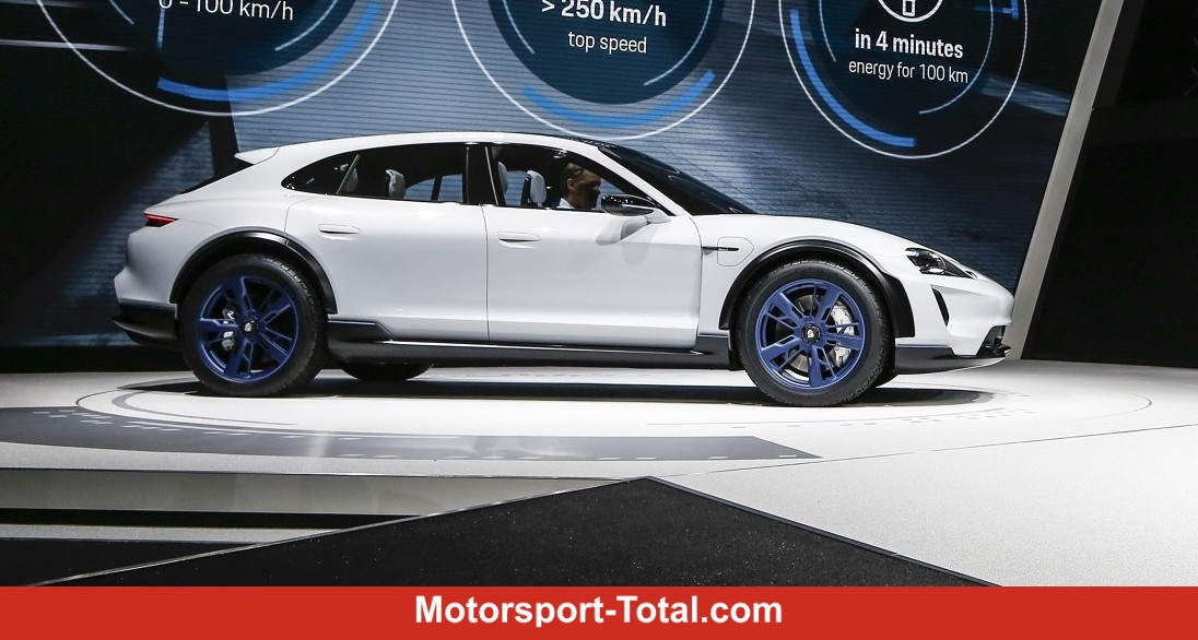 porsche mission e cross turismo 2019 ber 600 elektro ps. Black Bedroom Furniture Sets. Home Design Ideas